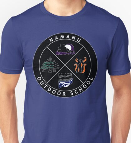 "Namanu Patch by Caitlin ""Solstice"" Masson T-Shirt"