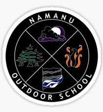 """Namanu Patch by Caitlin """"Solstice"""" Masson Sticker"""