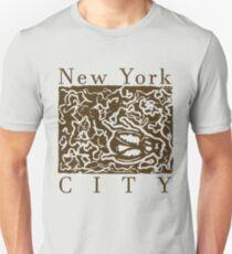 new york city- dead cockroach T-Shirt