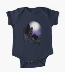 Howling Wolf (Signature Design) Kids Clothes