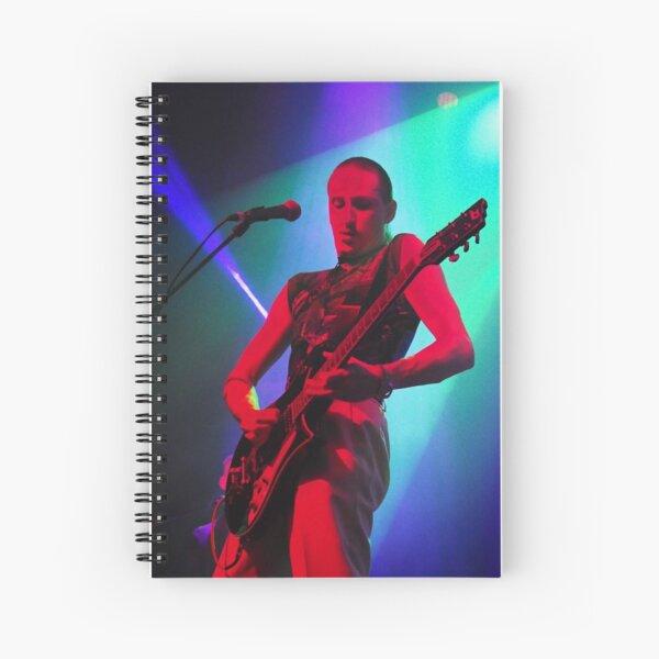 Kirin J Callinan Spiral Notebook