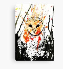 Watcher Original Canvas Print