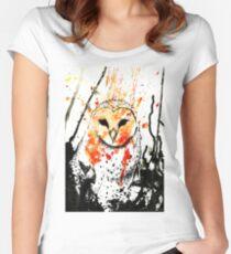 Watcher Original Women's Fitted Scoop T-Shirt