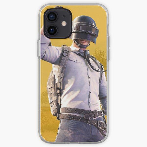 pubg Funda blanda para iPhone