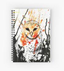 Watcher Original Spiral Notebook