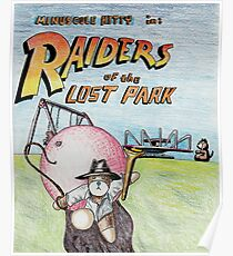 Raiders of the Lost Park Poster