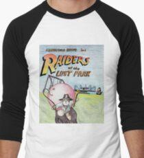 Raiders of the Lost Park Men's Baseball ¾ T-Shirt