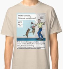 Cats Are Complicated Classic T-Shirt