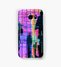Commuter Abstract Samsung Galaxy Case/Skin