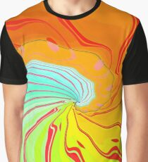 Perlin Noise 5 Fine Fractal Art Graphic T-Shirt