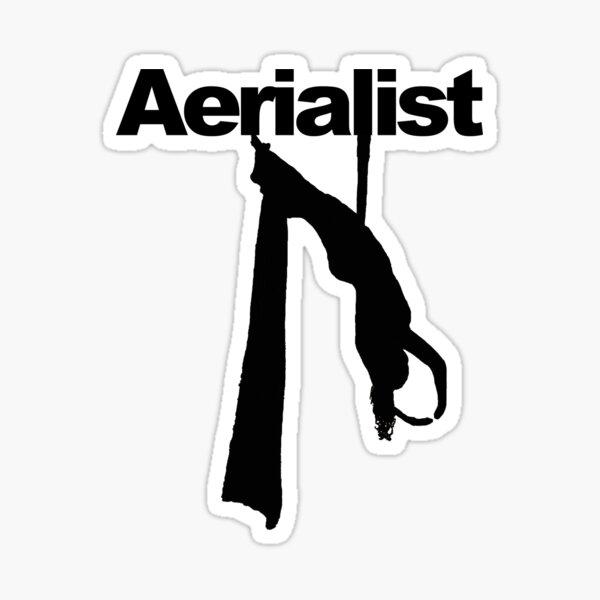 Aerialist Pride! Sticker