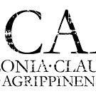 CCAA Colonia Claudia Ara Agrippinensium von theshirtshops