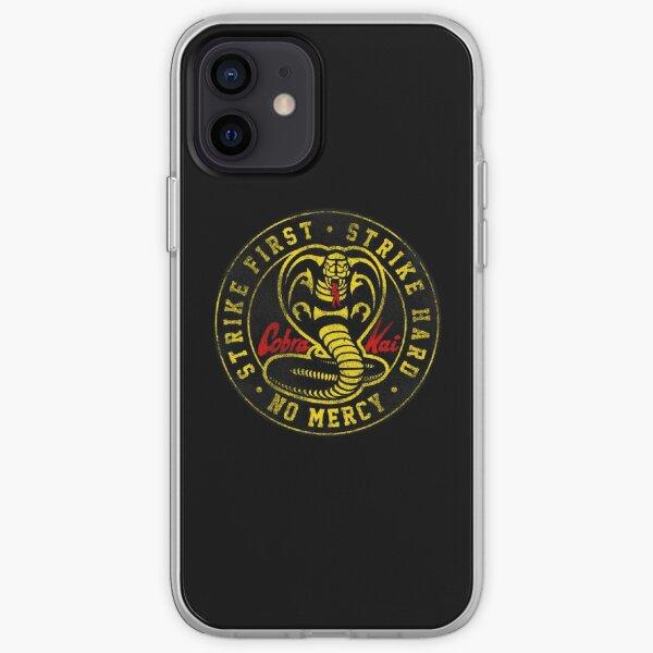 Logo Cobra Kai Coque souple iPhone