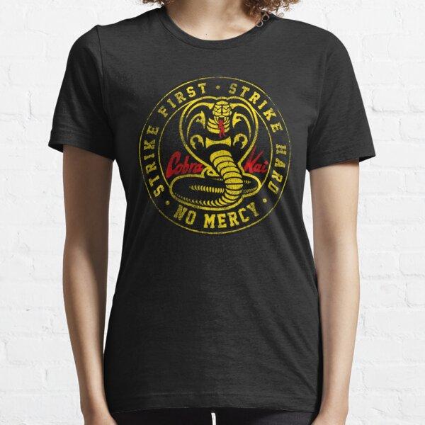 Logo Cobra Kai T-shirt essentiel