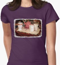 Coffee, Tea, Espresso ~ Steamy Hot! T-Shirt