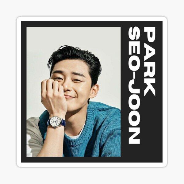 Parc Seo-joon Sticker