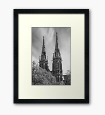 St. John's Church II Framed Print