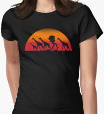 Scout Herd Womens Fitted T-Shirt