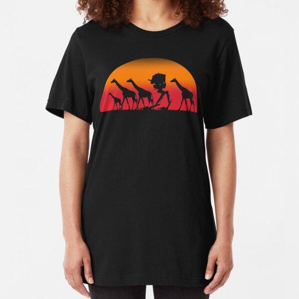Pfadfinderherde Slim Fit T-Shirt