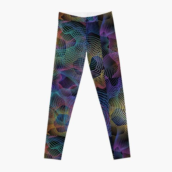 Colorful Patterns Leggings