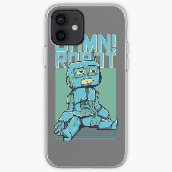 DAMN ROBOT | 96 iPhone Soft Case