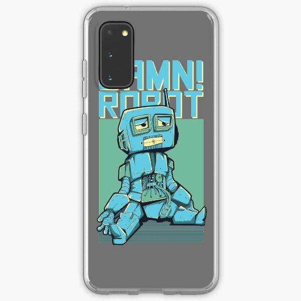 DAMN ROBOT | 96 Samsung Galaxy Soft Case