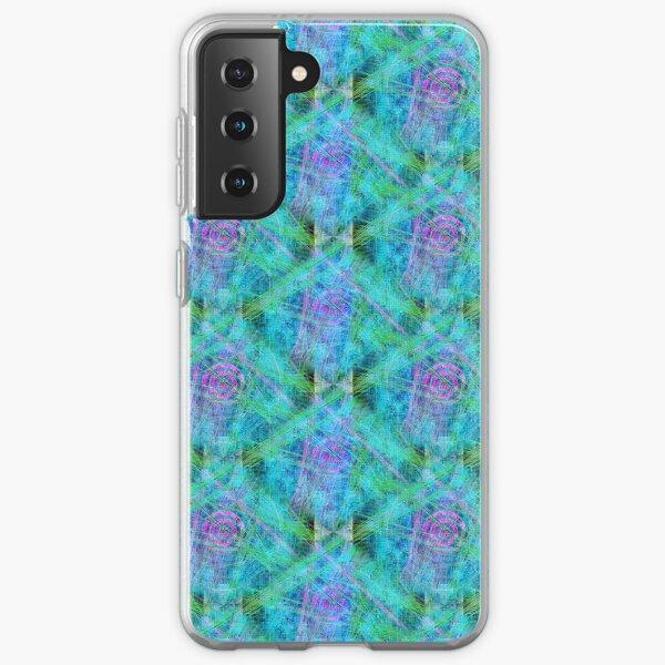 Crystal Frax Samsung Galaxy Soft Case