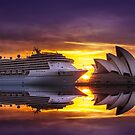 Dawn at the Opera by Andrew Dickman