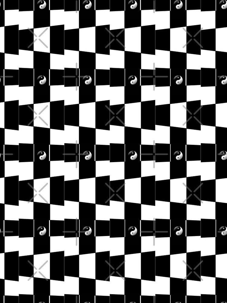 Black and white  by Apolonija