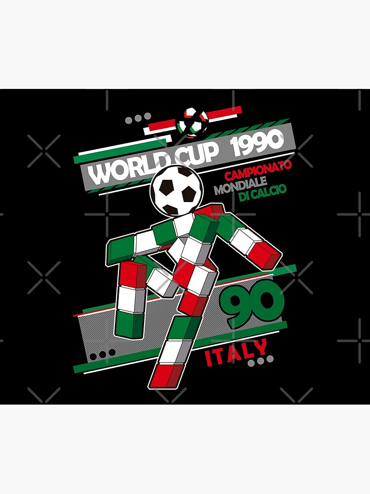 World Cup - Italy 90 by Angelbeach