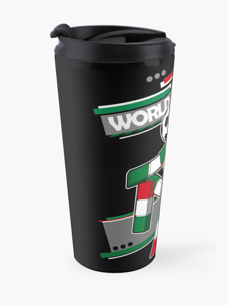 Alternate view of World Cup - Italy 90 Travel Mug