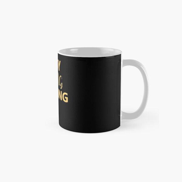 Busy Doing Nothing: Funny Christmas T-shirt Classic Mug
