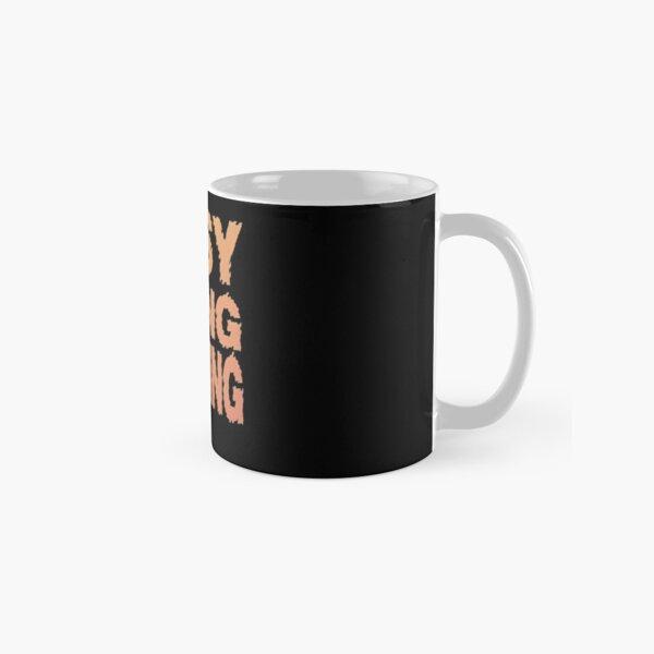 Funny T-shirt - Busy Doing Nothing Classic Mug