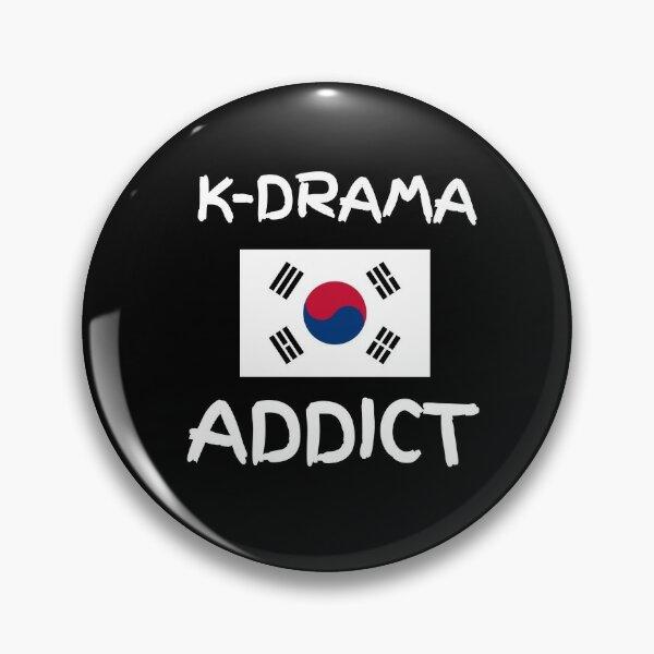 Accro au K-Drama Badge