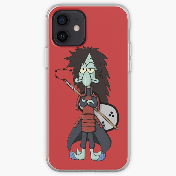 Squidword Uciha Coque souple iPhone