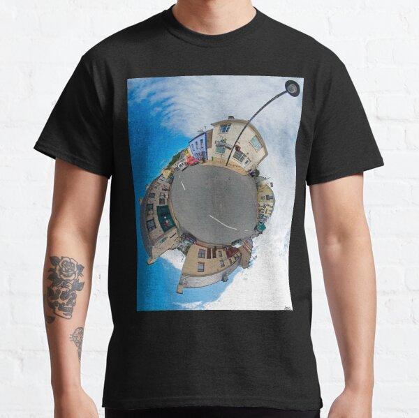 Kilcar Main Street - Sky Out Classic T-Shirt