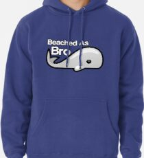Beached As Bro Sudadera con capucha