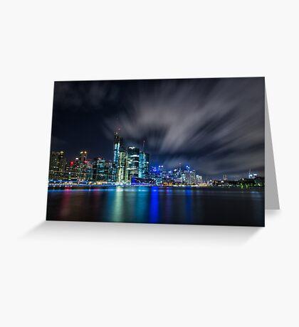 Sydney Skylight Greeting Card