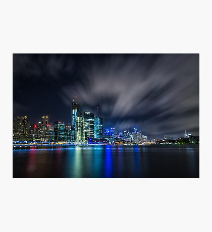 Sydney Skylight Photographic Print