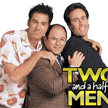 Two and a Half Men by DaftDesigns
