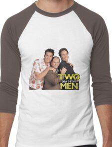 Two and a Half Men Men's Baseball ¾ T-Shirt