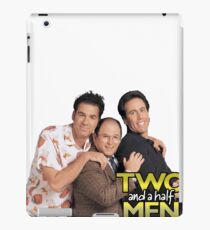 Two and a Half Men iPad Case/Skin