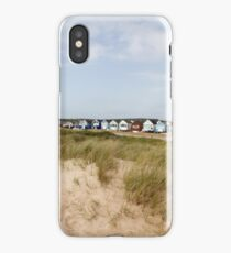 Over the Dunes at Mudeford Spit iPhone Case/Skin