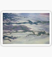 Kakadu Aerial Sticker
