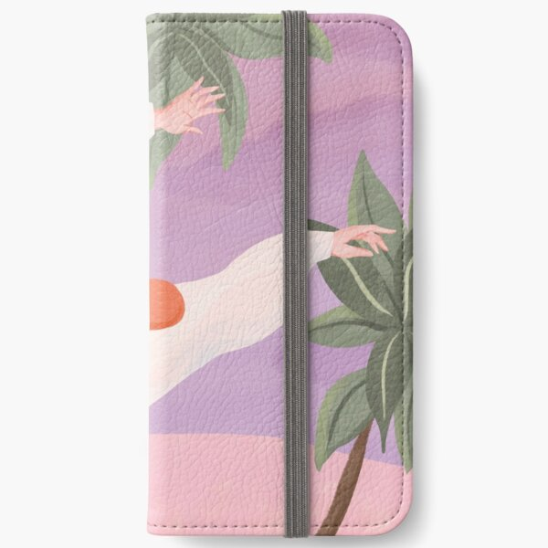 Dancing in the Sunset iPhone Wallet