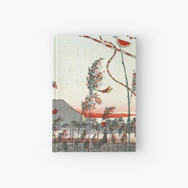 Hiroshige The City Flourishing, Tanabata Festival Hardcover Journal