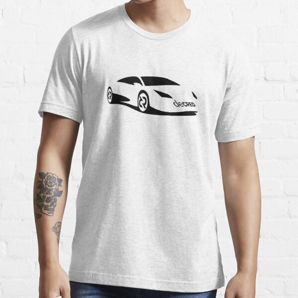 Decred sports car v1 Essential T-Shirt
