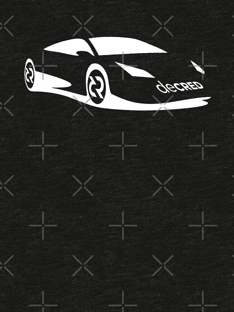 Decred sports car v2 by OfficialCryptos