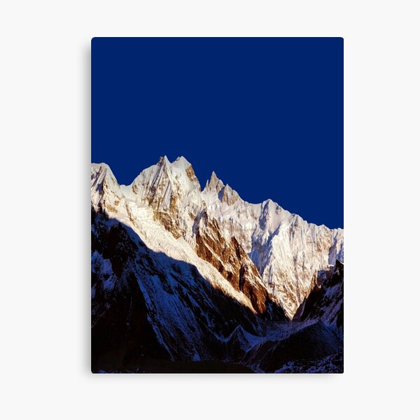 Beautiful  Mountains  Canvas Print