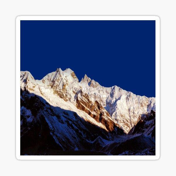 Beautiful  Mountains  Sticker